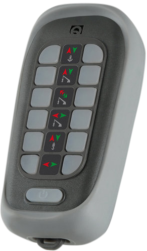 Quick sändare 12 kanaler