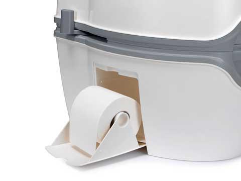 Populära Porta Potti 565 vit - Portabla Toaletter QK-09