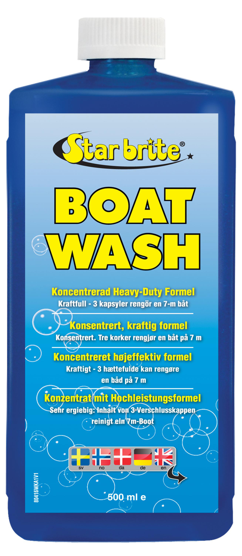 Boat wash 500 ml