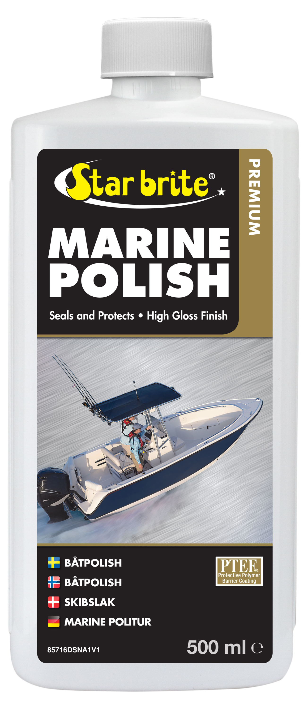 Premium marine polish with ptef 500 ml