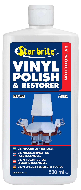 Vinyl cleaner & polish 500 ml