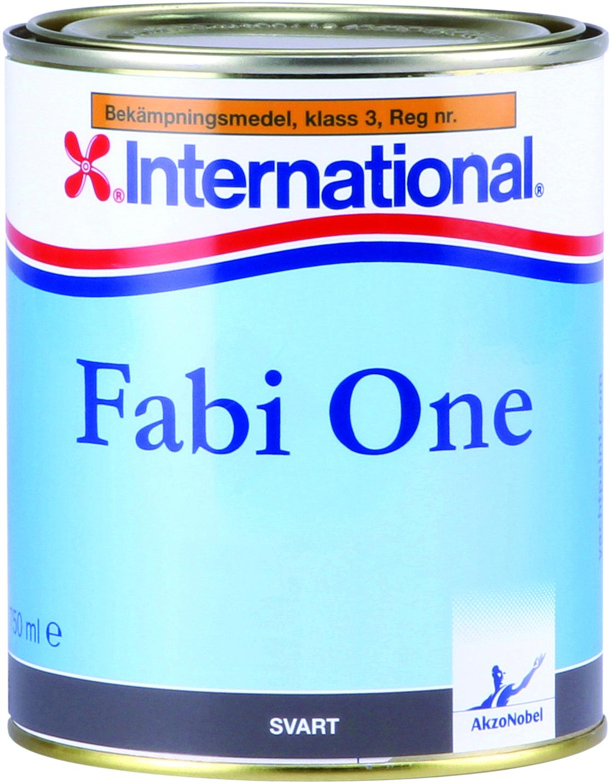 International fabi one bottenfärg navy 25l