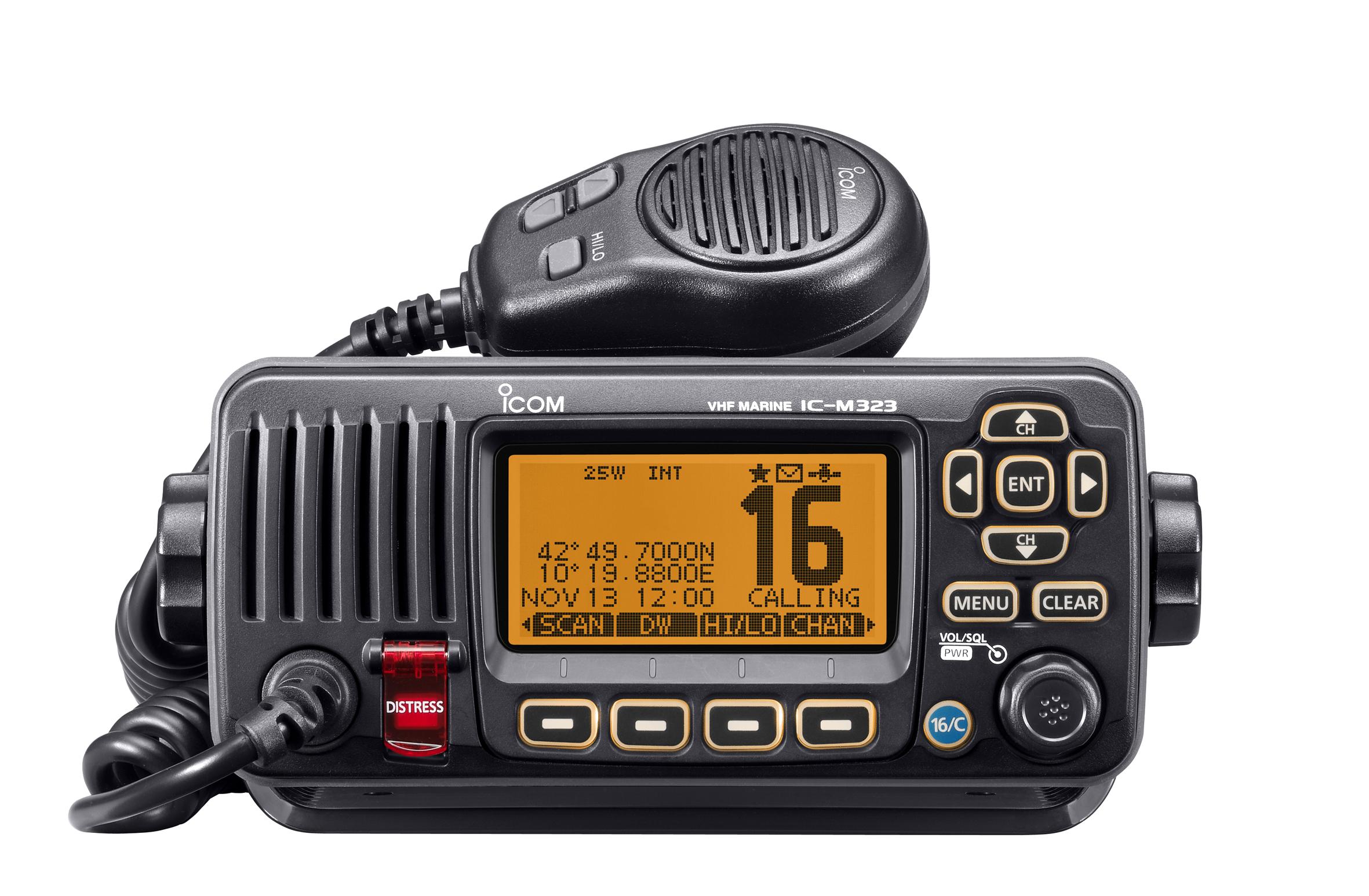 Kiinteät VHF-puhelimet
