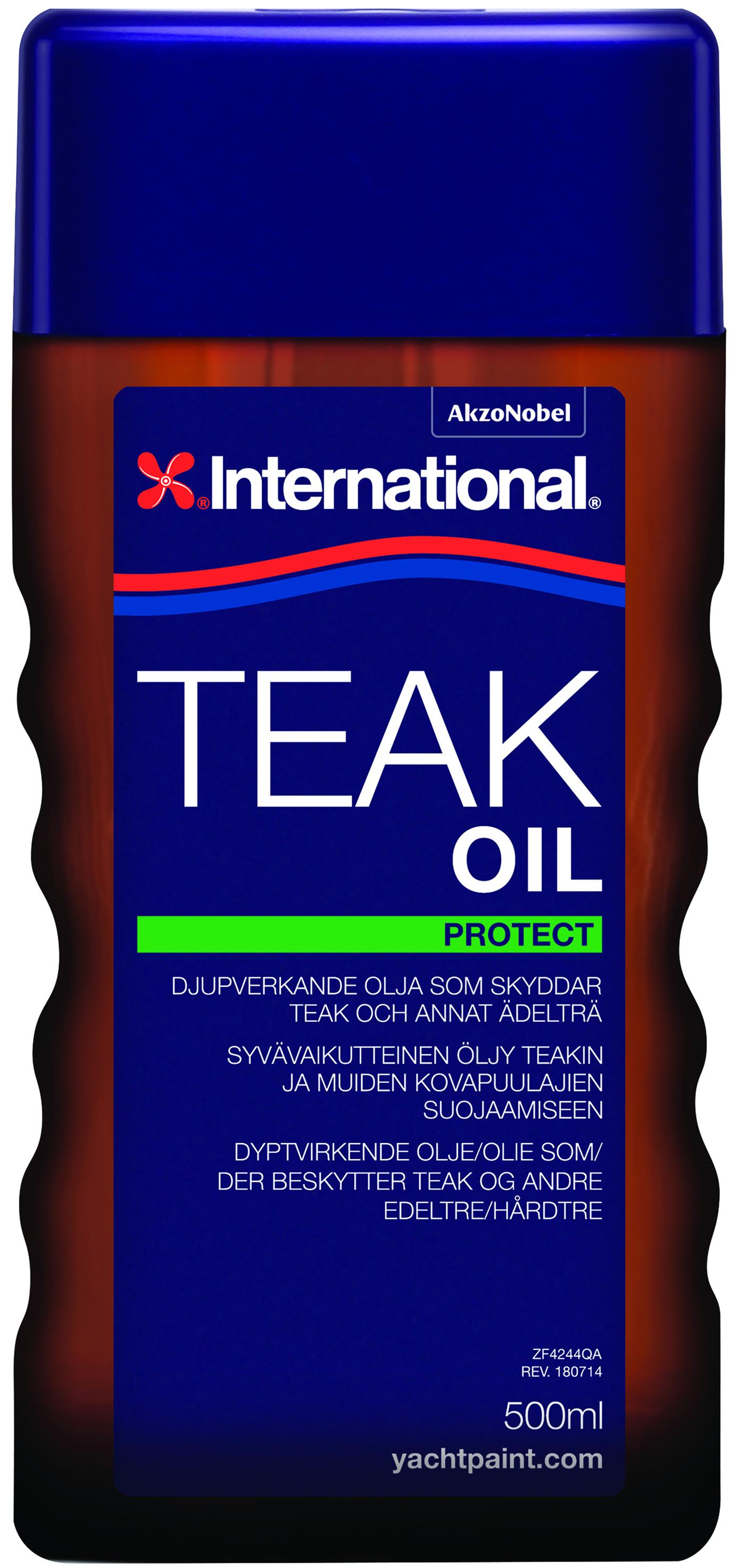Teak oil 05l inter
