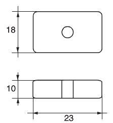 Anod zn m/m kub 4-9,9hk