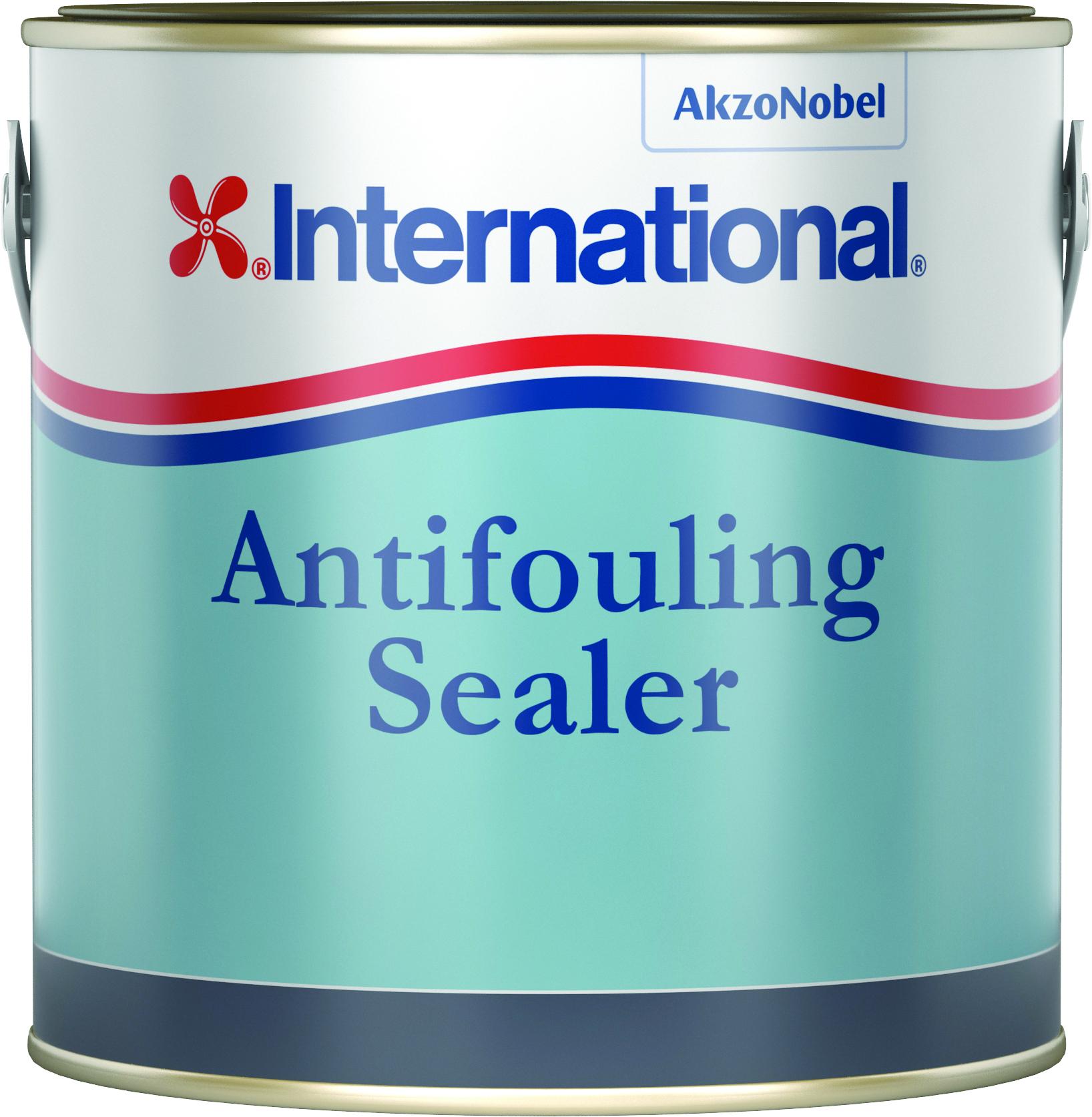 Antifouling sealer mörkblå 25l