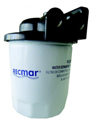 Bränslefilter sats 25 micron rec24950