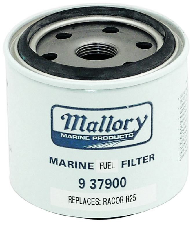 Dieselfilter 10 micron ers. racor r25