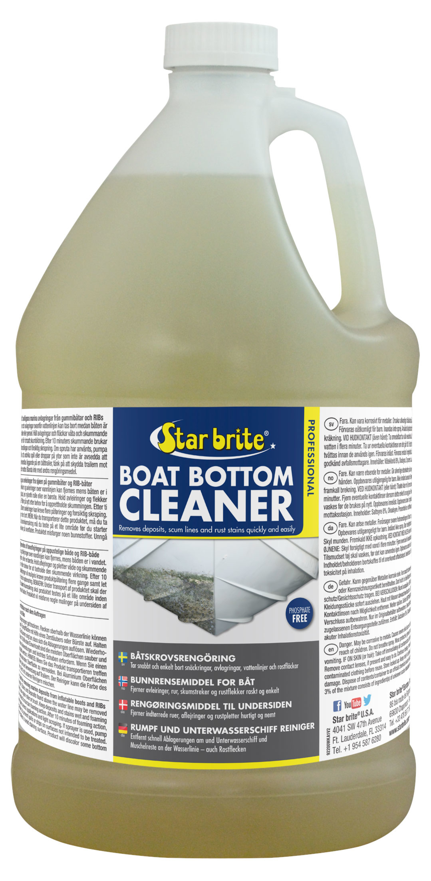 Starbrite Boat bottom Cleaner - Rengöring c0895abd0243f