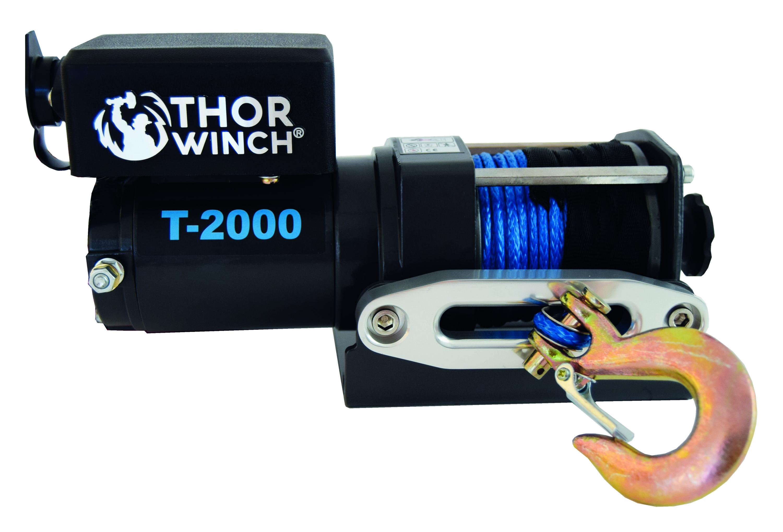 Trailervinsch thor t-2000