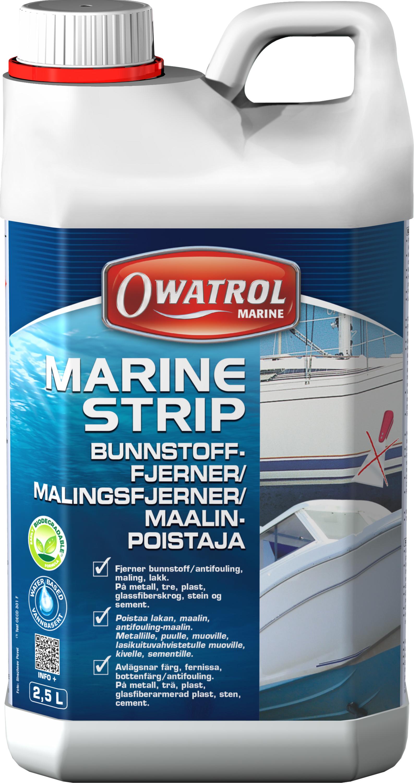Nykomna Owatrol Marine Strip - Förtunning och lösningsmedel DB-95