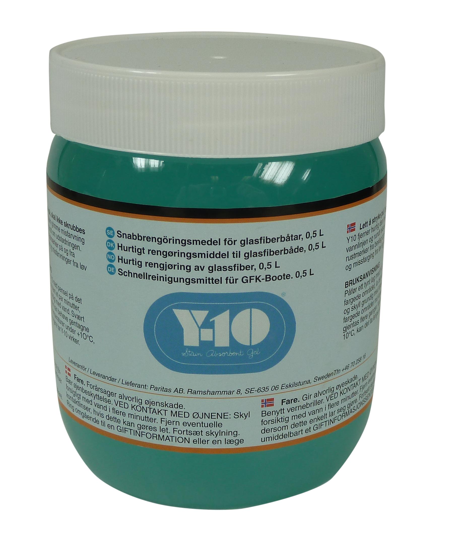 Y-10 fläckborttagningsmedel 0,5 l
