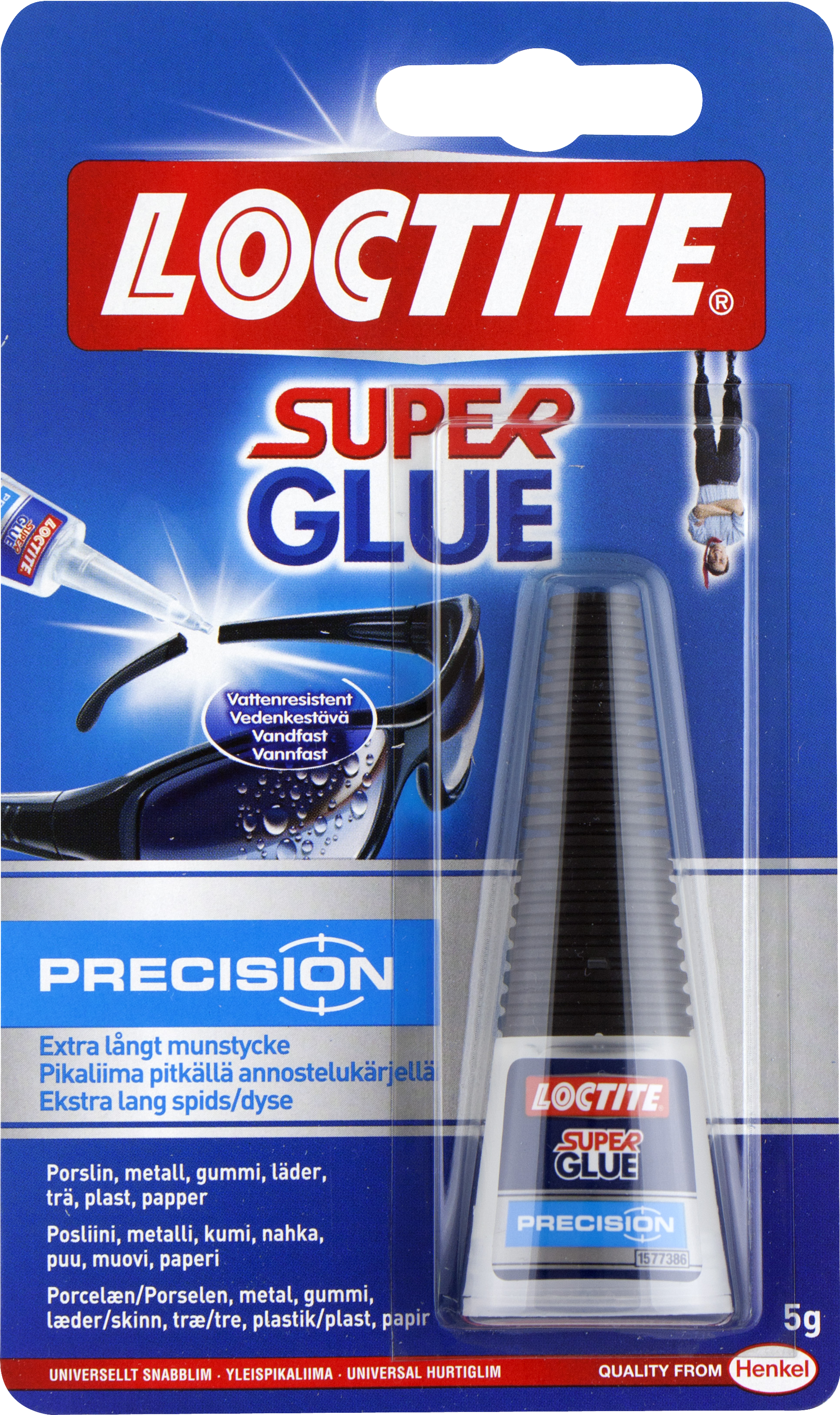 Super glue 5 g flaska