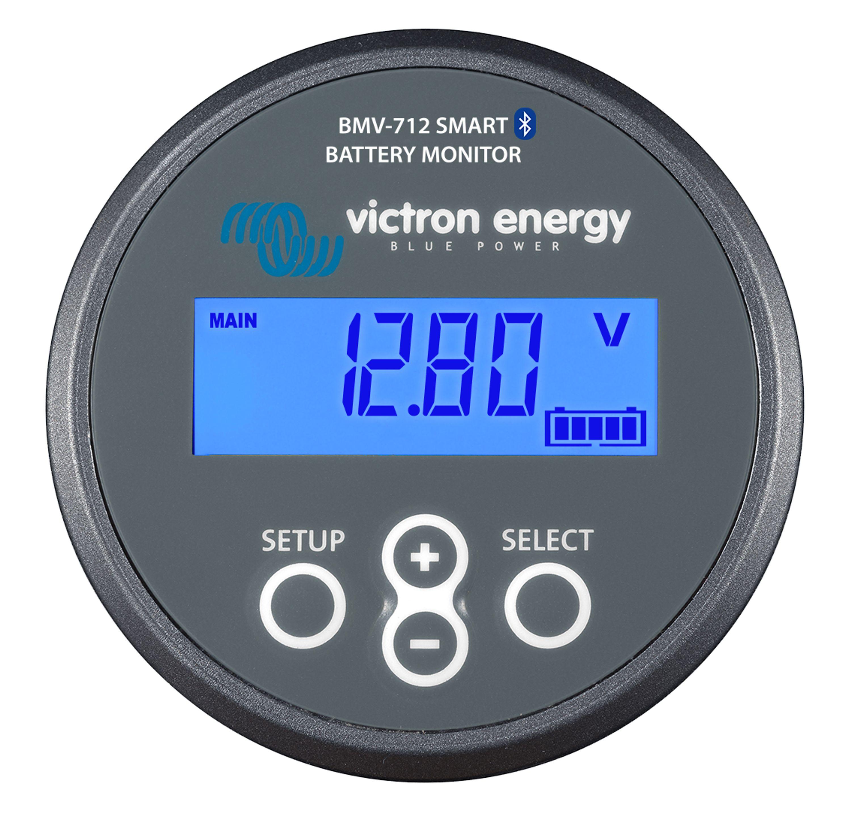 Batterimonitor victron smart start bmv 712 12/24v