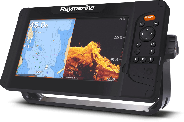 Raymarine element 7 hypervision hv100 plotter/ekolod