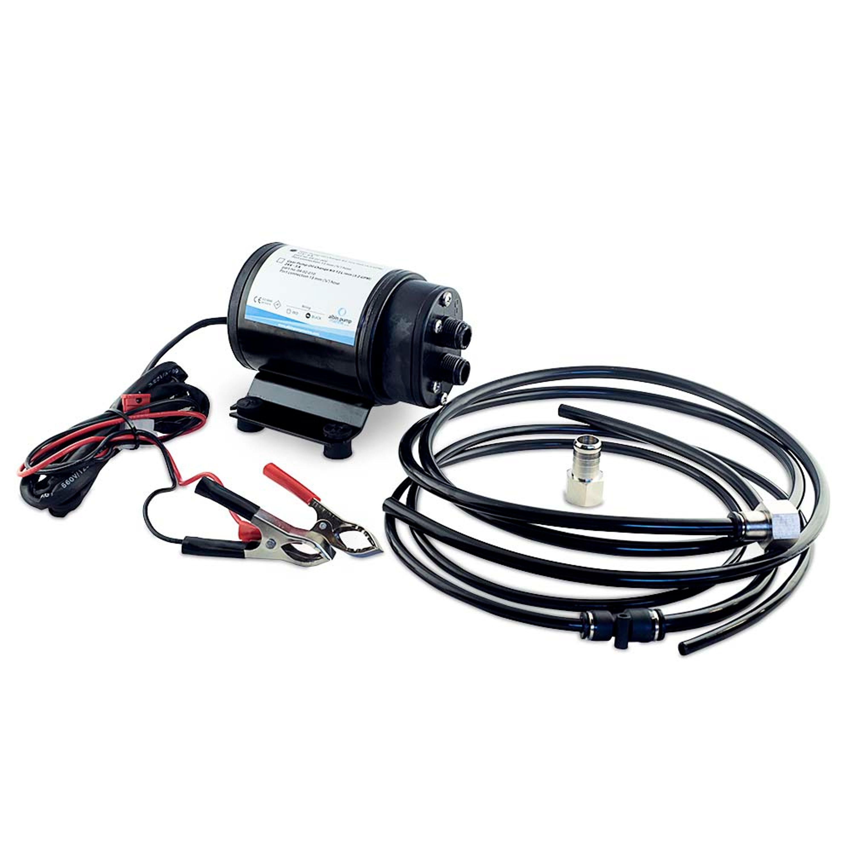 Gear pump oil change kit 12v