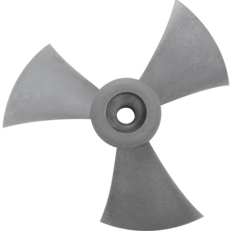 Max power propeller ø125 mm 3-bladig
