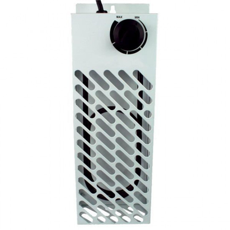Frostvakt 200w med termostat +5 til +35 grader