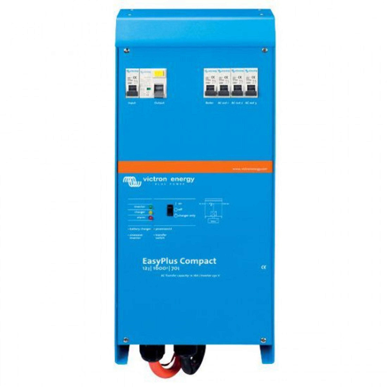 Batteriladdare/inverter victron multiplus compact 12v 1300w/ 70-16a