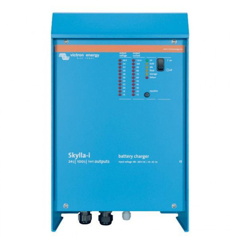 #batteriladdare victron skylla-i 24v 100a 3 utg