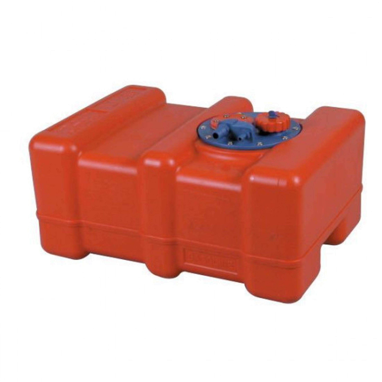Tank plast 62 ltr. 660x300x410