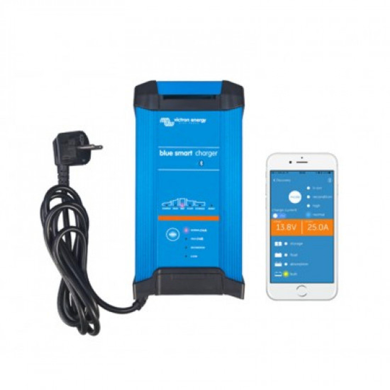 Batteriladdare victron bluesmart 12v 30a 3utg ip22