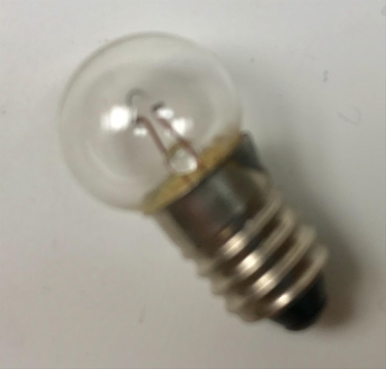 Livbojljus glödlampa 6 v 24w e10