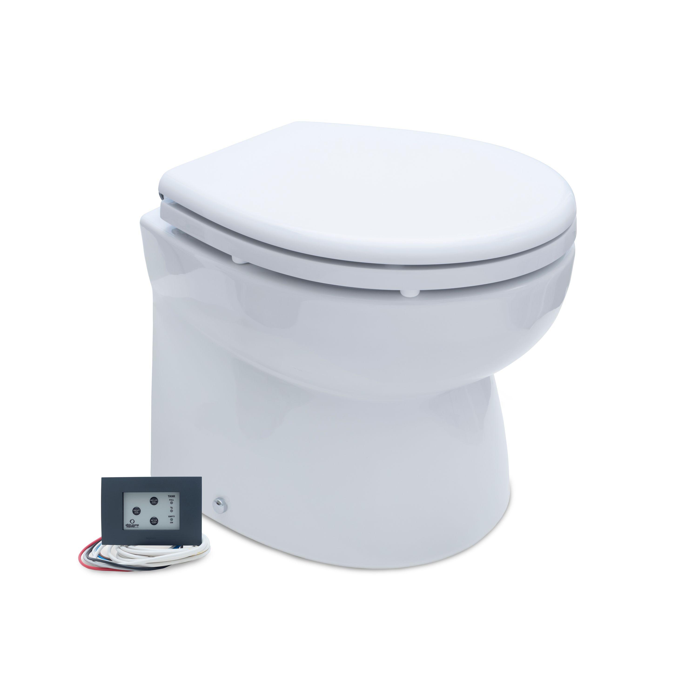 Toalett silent premium låg 12v