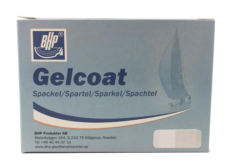 Omtalade Gelcoatspackel - Spackel och tätning BG-81