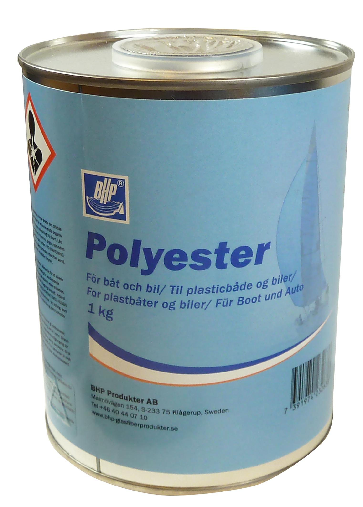 Polyesterplast 1 kg