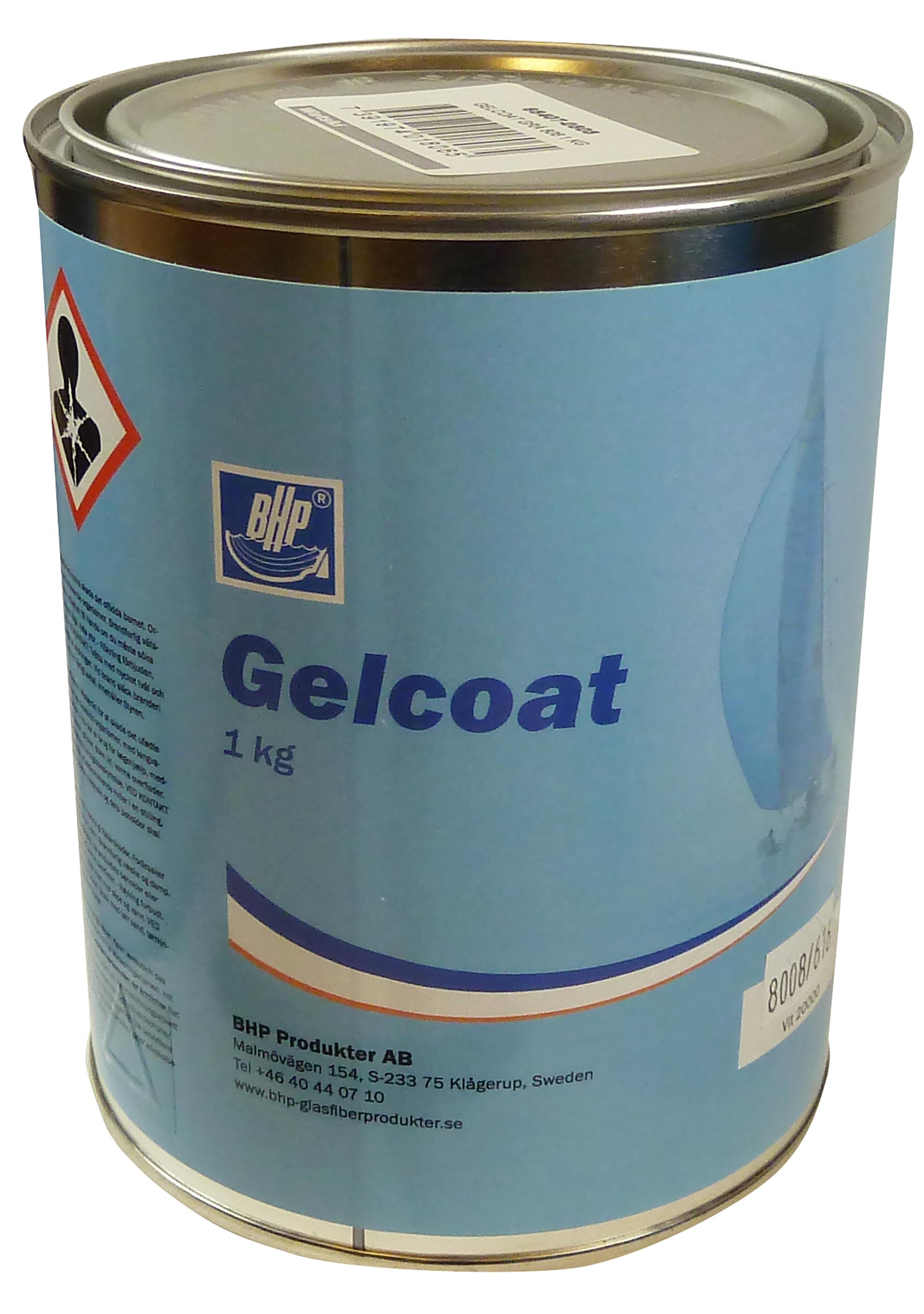 Topcoat glassfiber