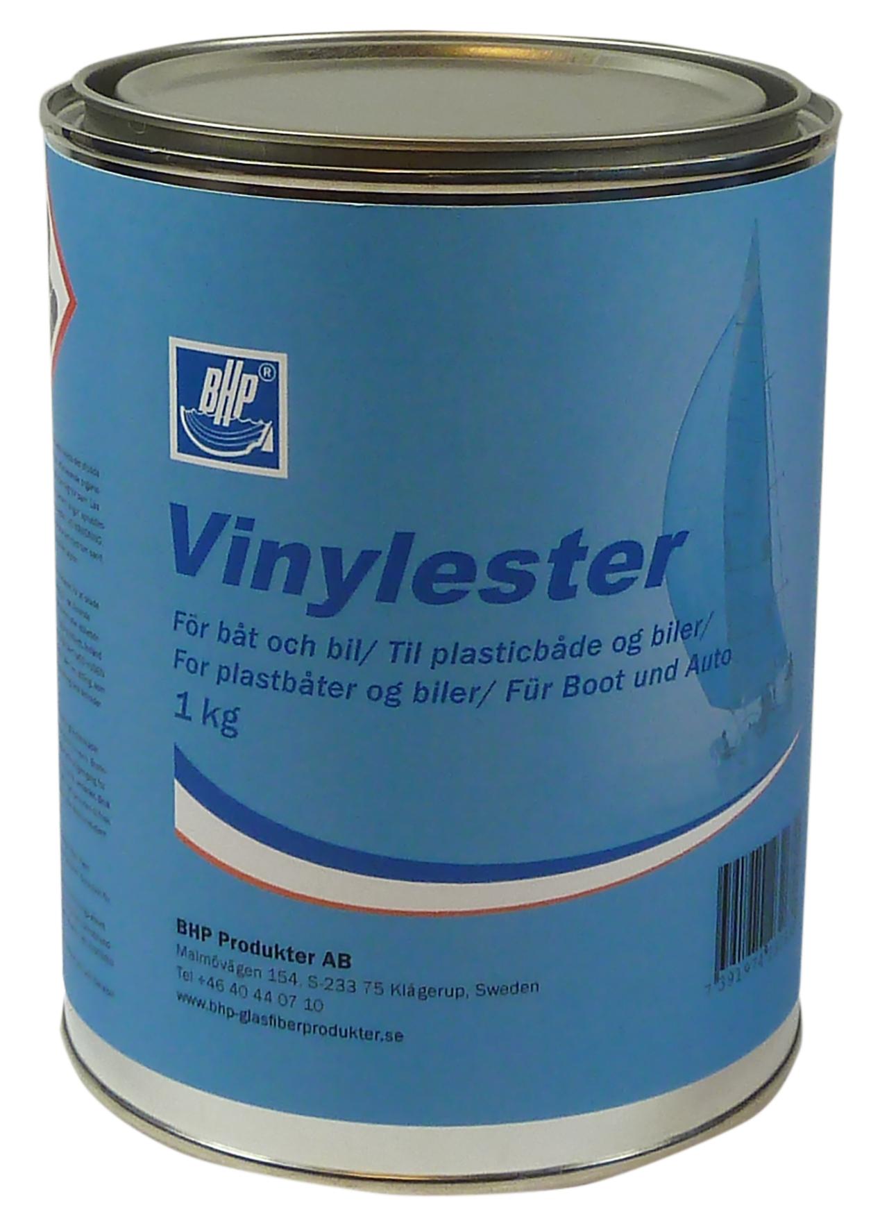#vinylester 5 kg exkl härdare