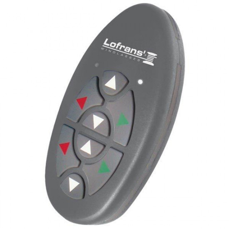 Lofrans trådlös fjärrkontroll