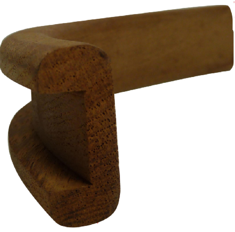 Hörna u-profil insida 50 mm radie 12mm spår