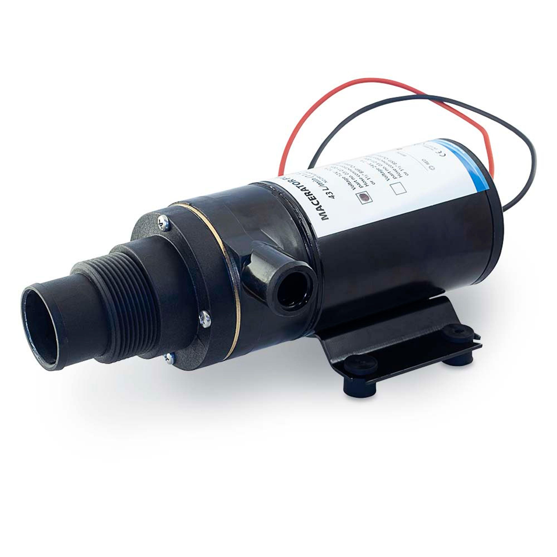 Macerarator pump 43l 12v
