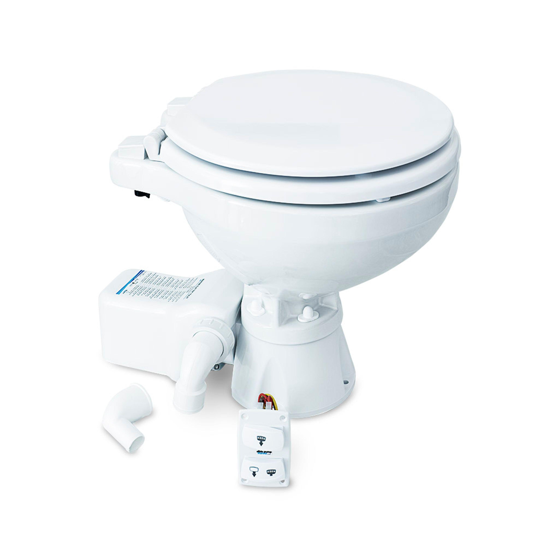 Toalett silent compact 12v