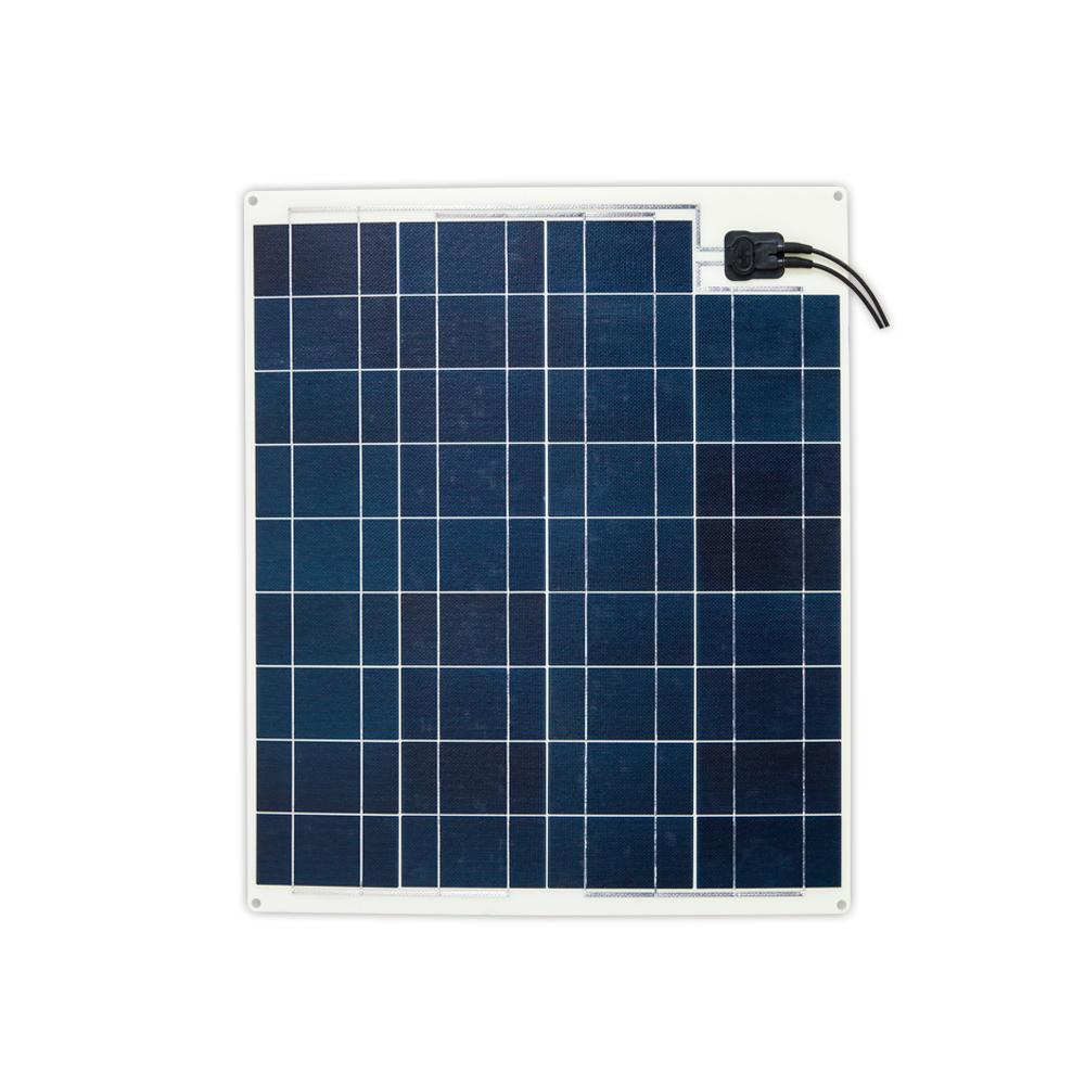 Active sol ultra, solceller till båt, 75w 653x785 mm