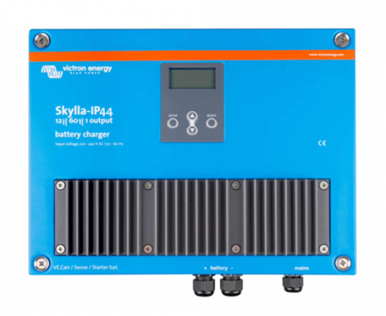 #batteriladdare victron skylla-ip44 24v 30a 1+1 utg 120-240v
