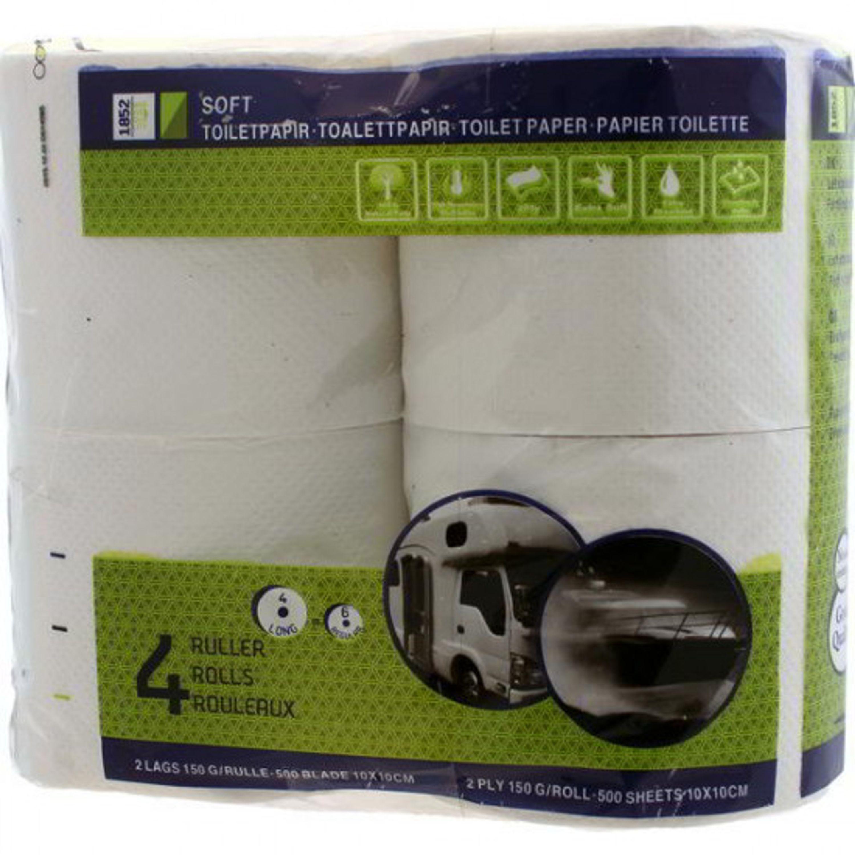 Toalett papper soft 1852 4-pack
