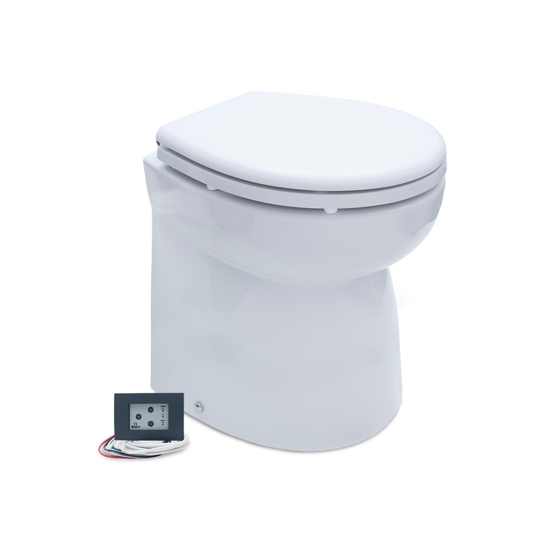 Toalett silent premium 24v
