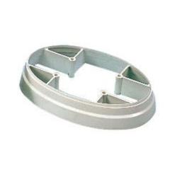 Plastkonsol rund h 30 mm