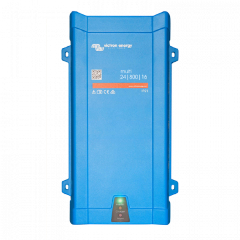 Batteriladdare/inverter victron multiplus compact 24v 700w/1
