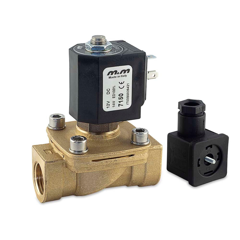 Solenoid ventil 12v 07-66-030
