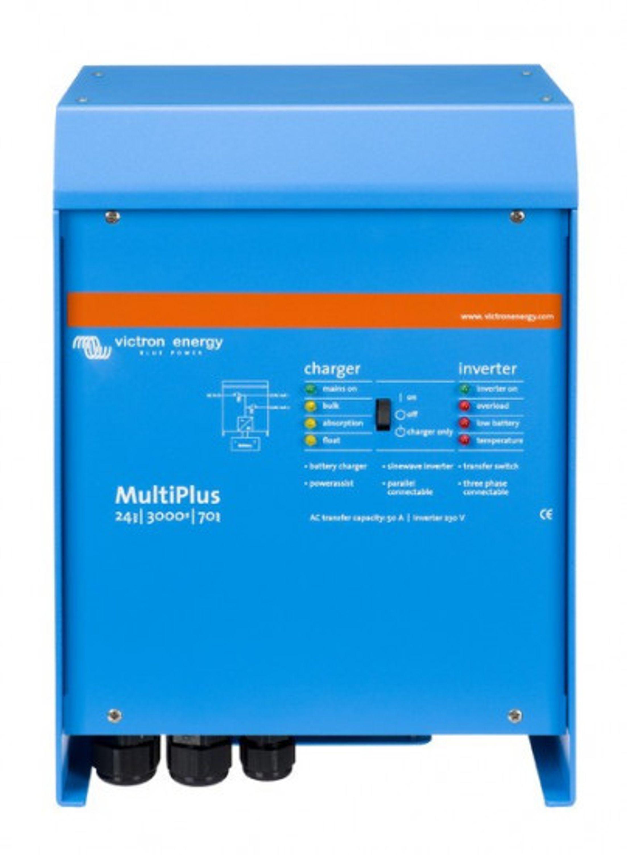 #batteriladdare/inverter victron multiplus compact 24v 2500w/70-16a