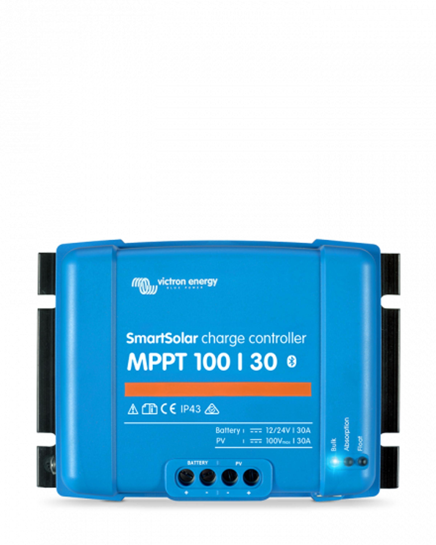 Solcellsregulator victron mppt smart 100/30