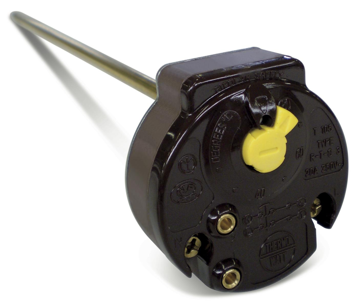 Quick Termostaatti L 228 Mminvesivaraajat