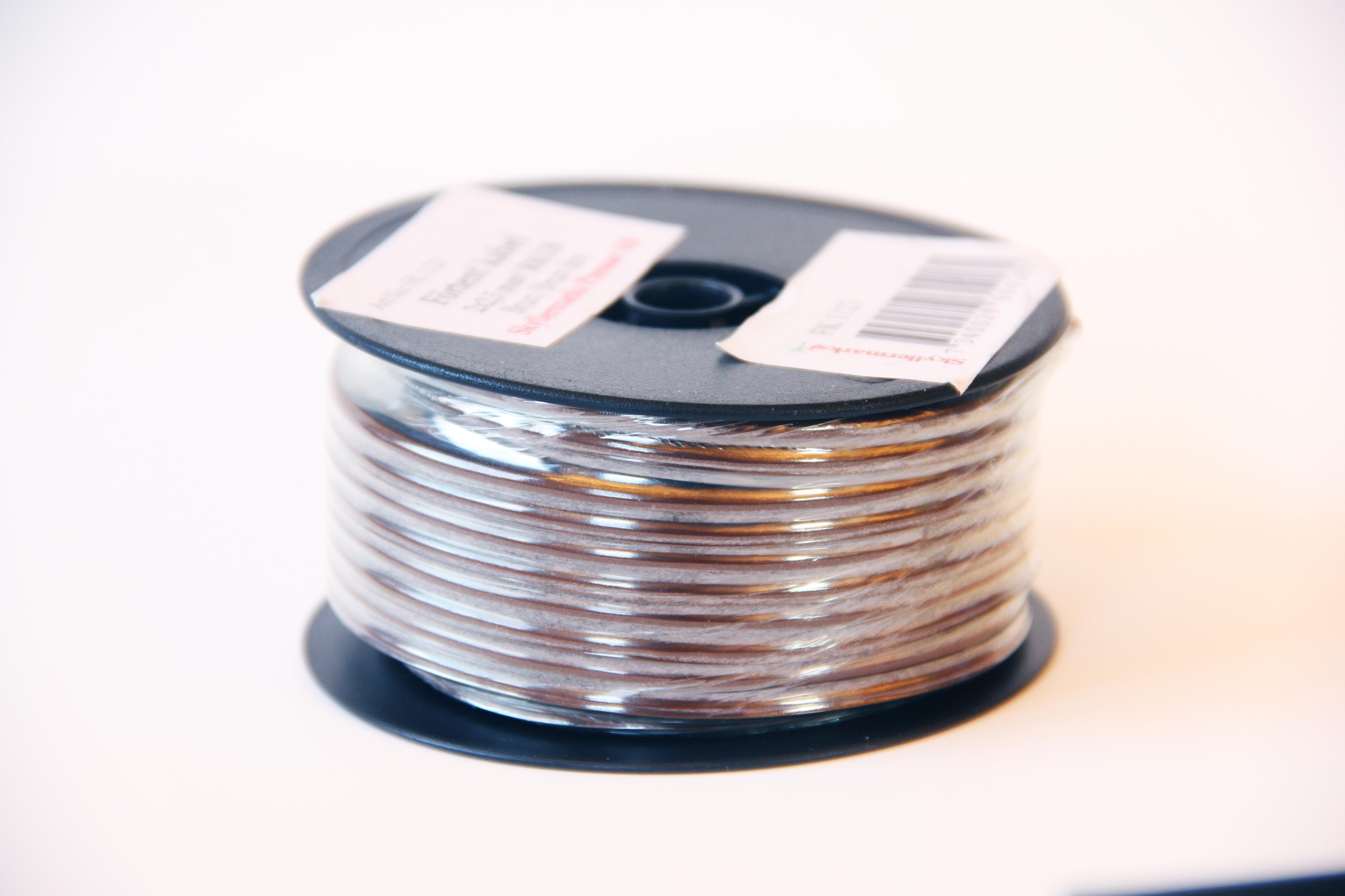 minirulle med f rtennad kabel 2 5 mm2 skyllermarks. Black Bedroom Furniture Sets. Home Design Ideas