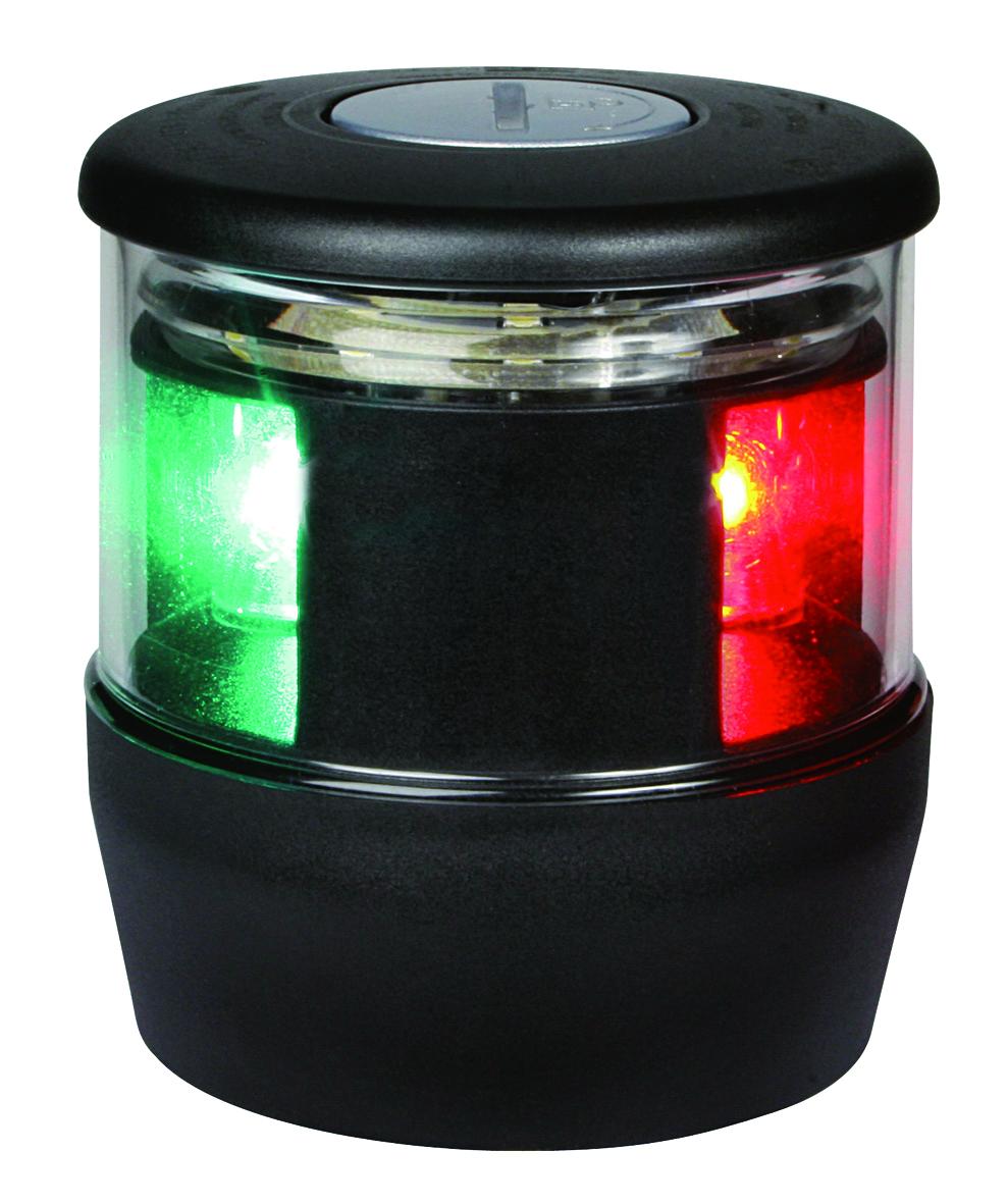 Led lanterna trefärg+ankare -20m hella