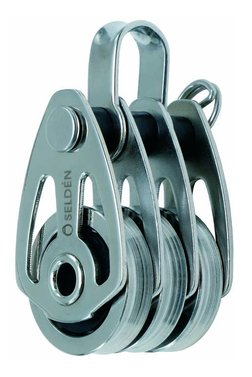 Trippelblock 25mm