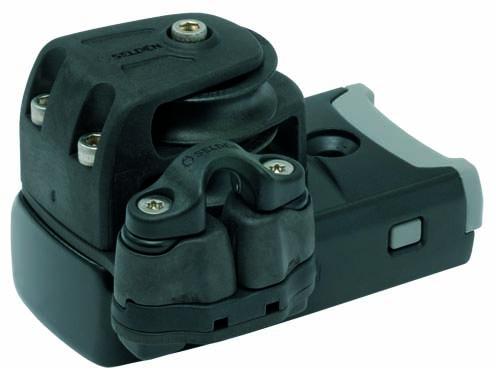 Enkelblock m cc 50mm